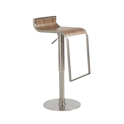 EuroStyle Forest Adjustable Bar Stool_Bar Stool - Barstool Boutique