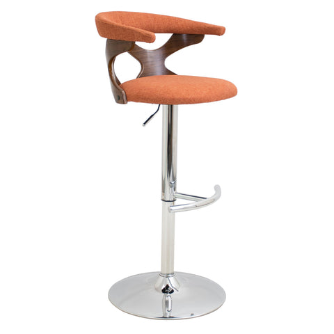 LumiSource Gardenia Adjustable Bar Chair_Bar Stool - Barstool Boutique