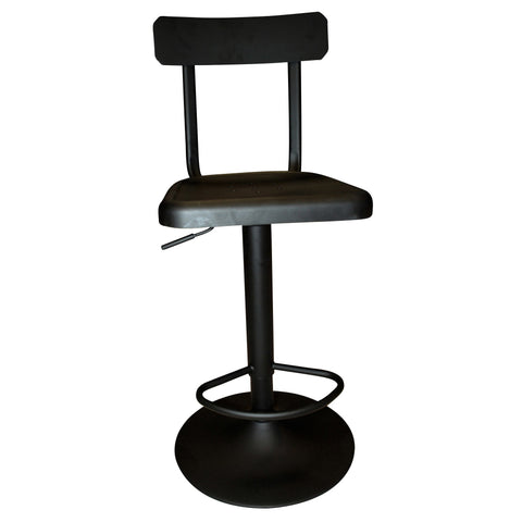 Bar Stool - Haines Adjustable Bar Chair (Set Of 2)