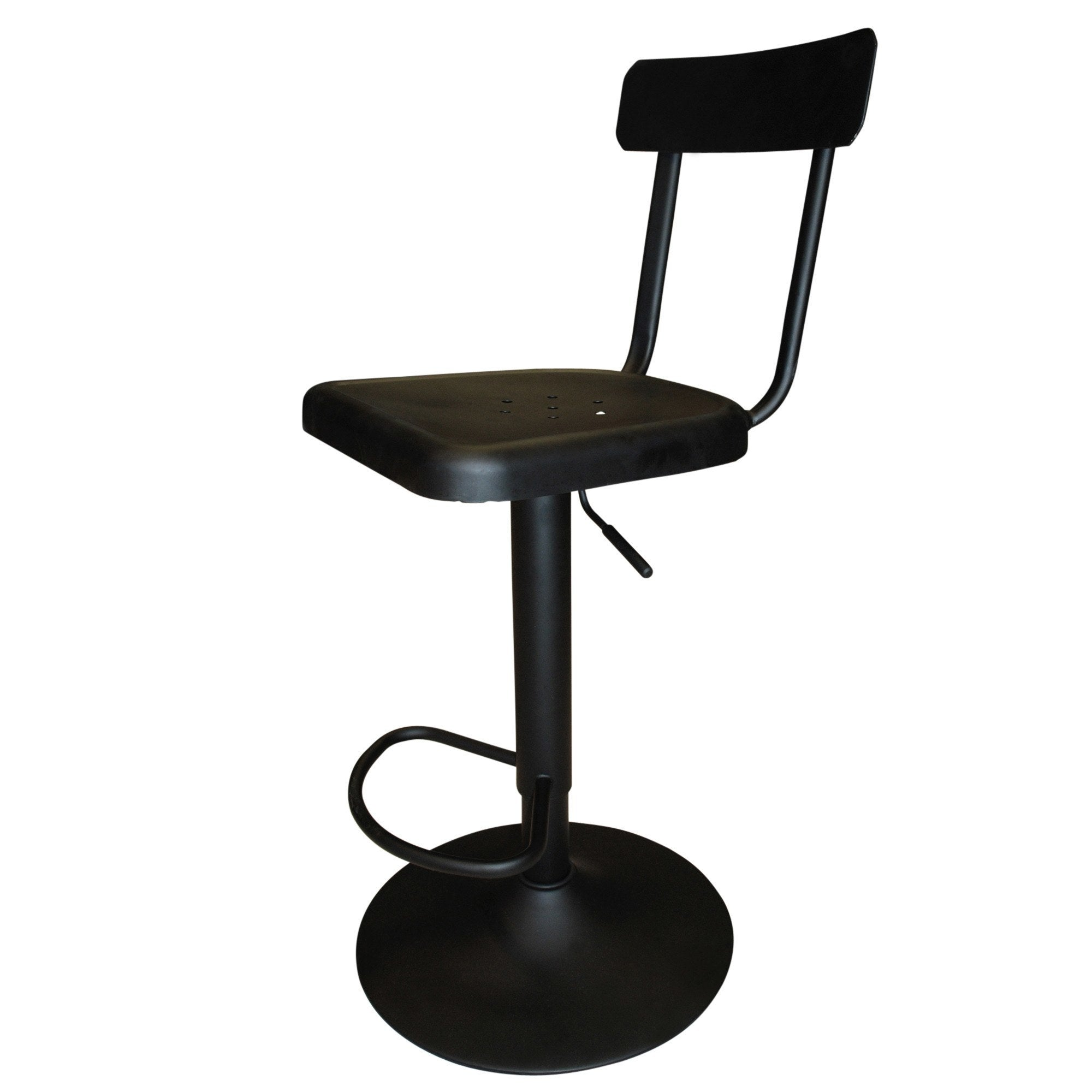 Nspire Haines Adjustable Bar Chair Set Of 2 Bar Stool