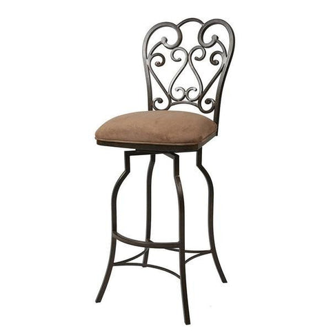 Bar Stool - Impacterra Magnolia Swivel Bar Stool Chair