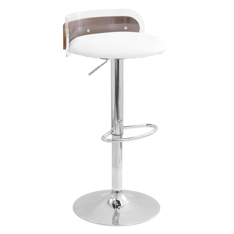 Bar Stool - LumiSource Arc Bar Stool