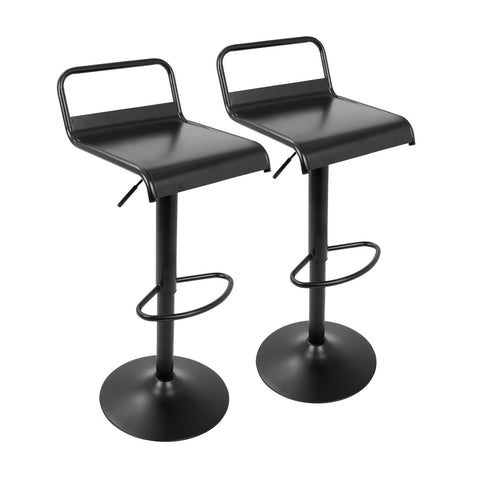 Bar Stool - LumiSource Emery Bar Stool (Set Of 2)
