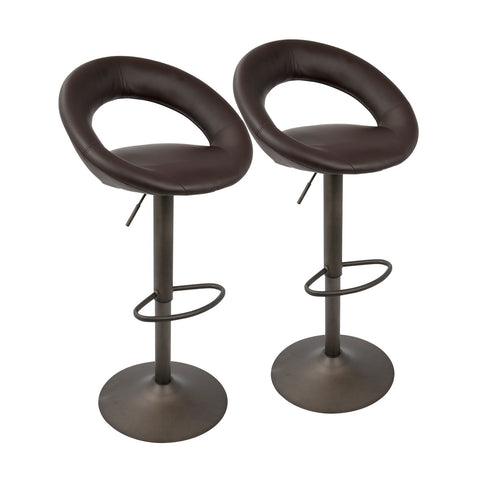 Bar Stool - LumiSource Metro Bar Stool (Set Of 2)