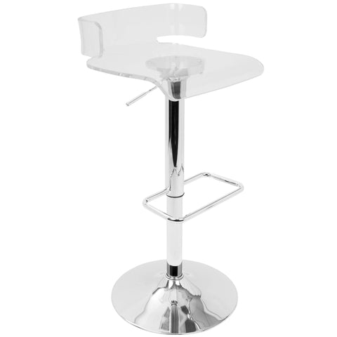 Bar Stool - LumiSource Pride Bar Stool