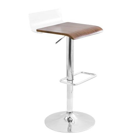 Bar Stool - LumiSource Swerve Bar Stool