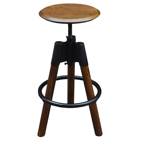 Bar Stool - Maran Adjustable Bar Stool