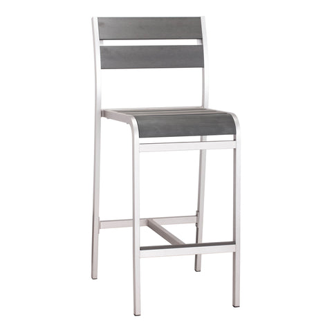 Bar Stool - Megapolis Armless Bar Chair