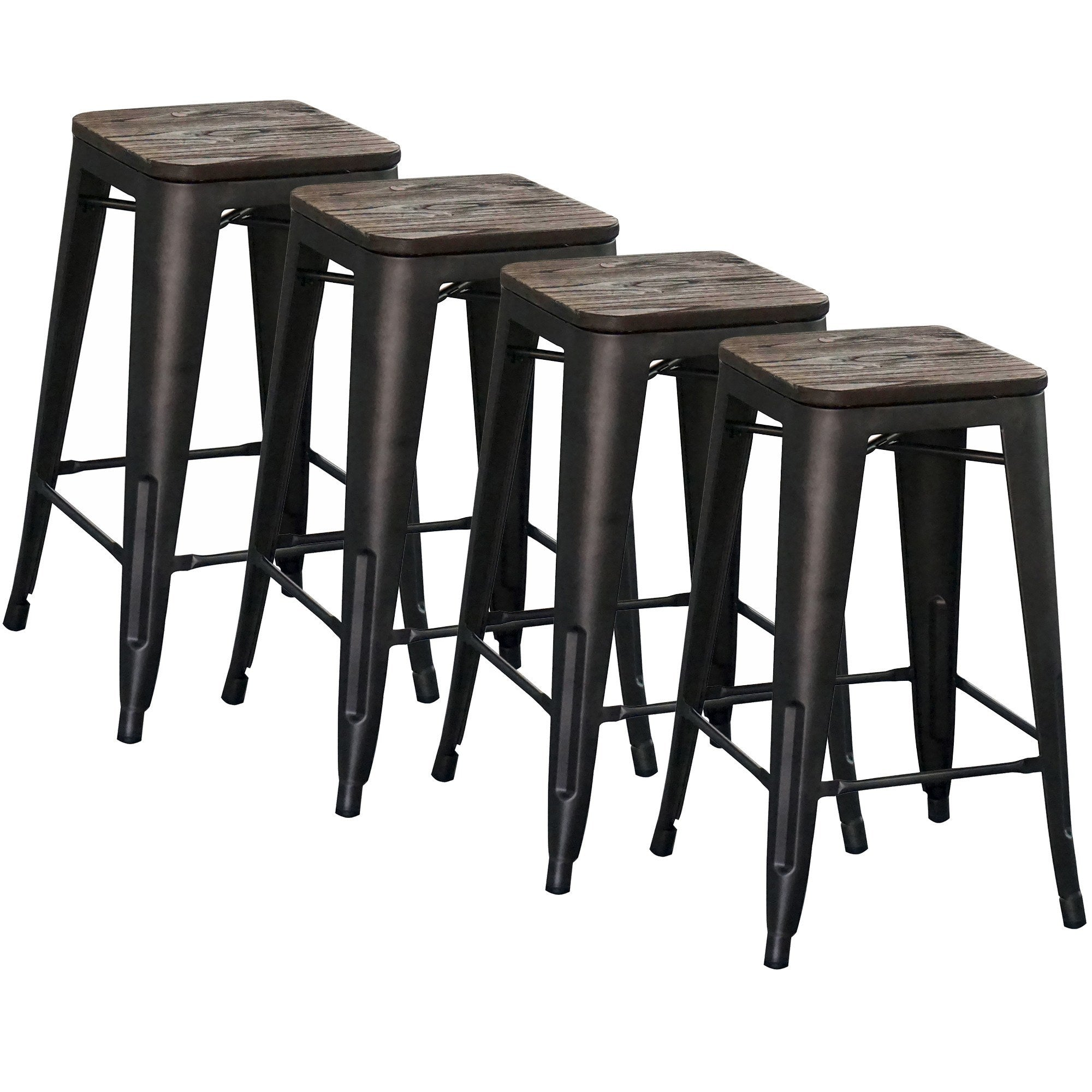 Nspire Modus Counter Stool Set Of 4 Bar Stool Boutique