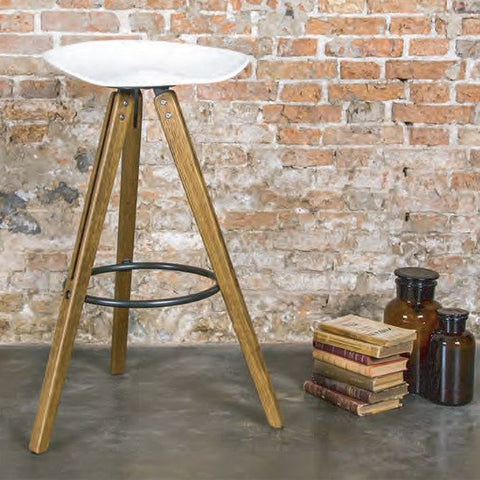 Bar Stool - Nuevo Theo Tractor Stool Counter Stool