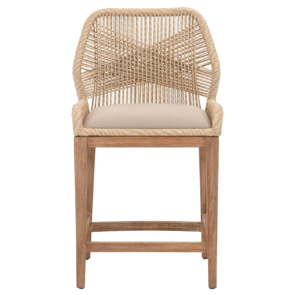 Orient Express Loom Counter Stool Bar Stool Boutique