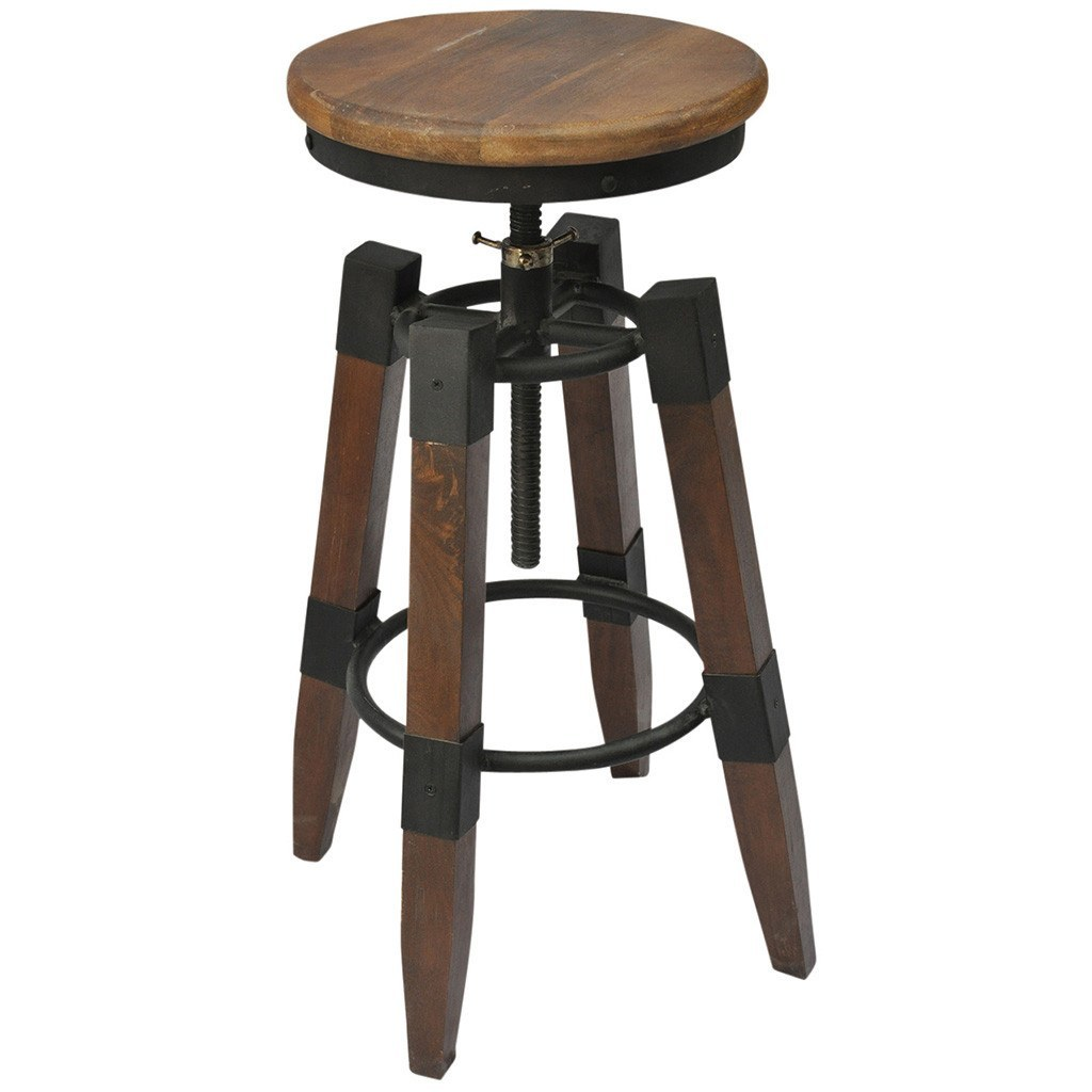 Nspire Renfrew Adjustable Bar Stool Bar Stool Boutique