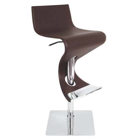 Bar Stool - Viva Regenerated Leather Bar Stool