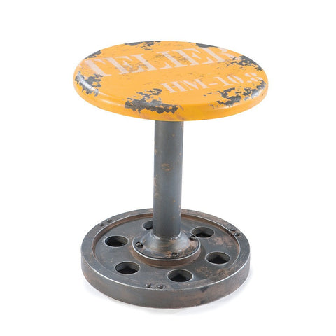 Bar Stool - Wheel Stool