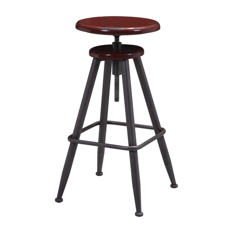 Bar Stool - Zuo Bog Bar Stool