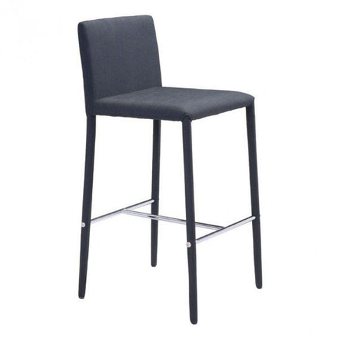 Bar Stool - Zuo Confidence Counter Chair