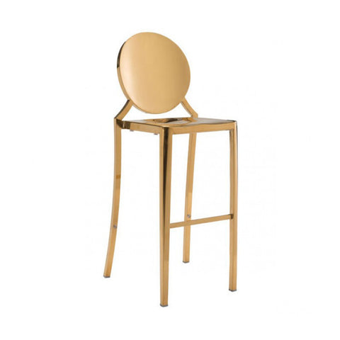 Bar Stool - Zuo Eclispe Bar Chair
