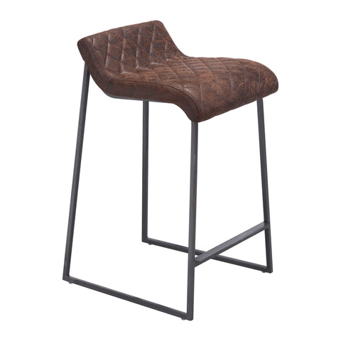 Bar Stool - Zuo Father Counter Stool