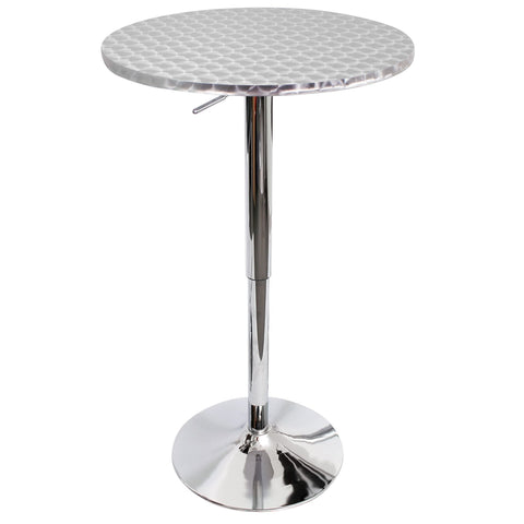LumiSource Bistro Bar Table_Bar Table - Barstool Boutique