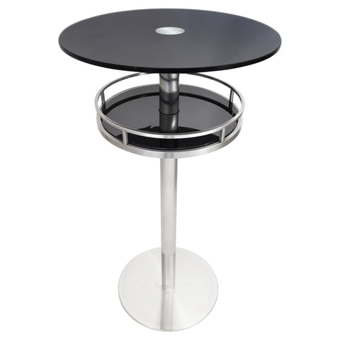 LumiSource Bora Bar Table_Bar Table - Barstool Boutique