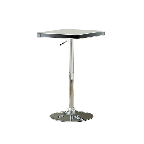 Bar Table - Kenzy Adjustable Swivel Bar Table