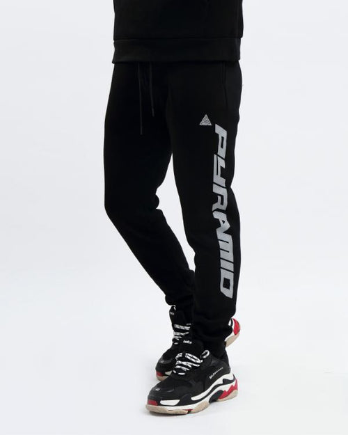 Black Pyramid Reflective Pant (Black)