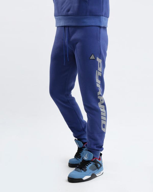 Black Pyramid Reflective Pant (Royal Blue)