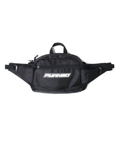 Black Pyramid Tech Sling Bag (Black)