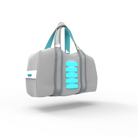 Bag To The Future Duffel (LED LIGHTS)