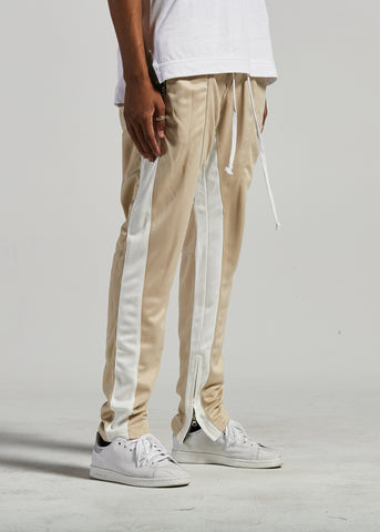 Crysp Denim FB Track Pants