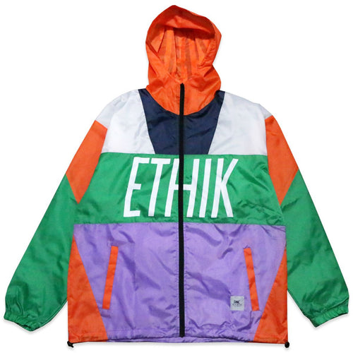 Ethik Training Camp Windbreaker 1990's