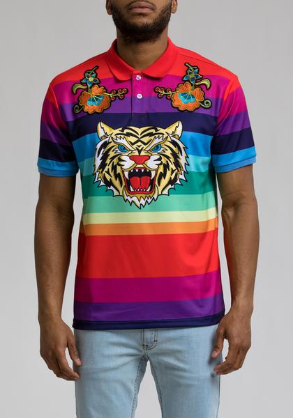 Hollywood Tiger Polo