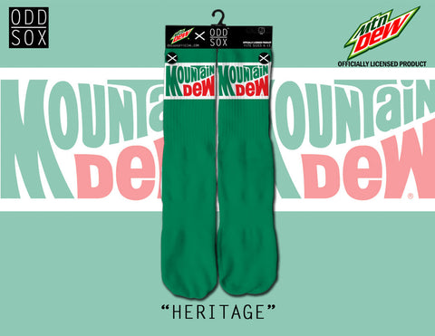 Mountain Dew Heritage (odd sox)