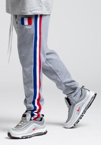 Hudson Paris Flag Track Pants