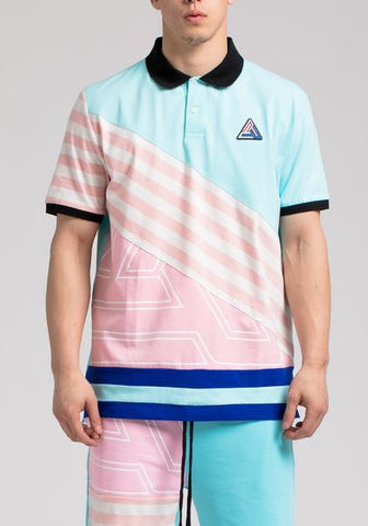 Pyramid Logo Polo