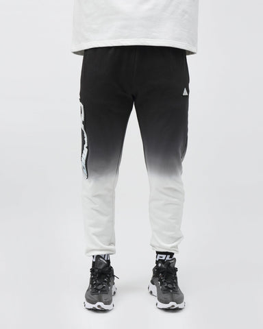 Black Pyramid Dip Dye Pant (BLACK)
