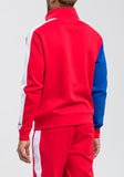 BP Athletic Color Track Jacket