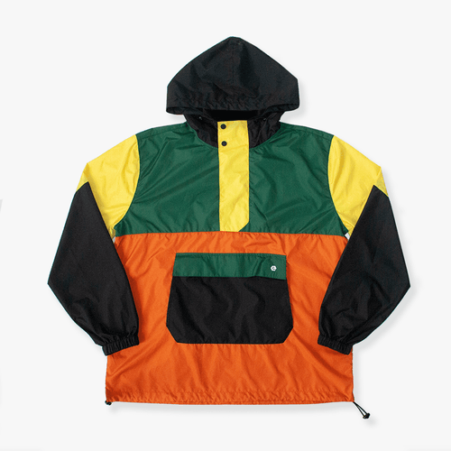 Anorak Colorblock Jacket
