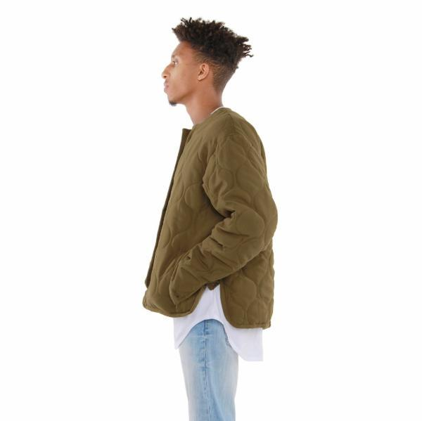 Vintage Military Padding Jacket