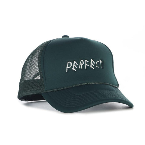 SOLID TRUCKER HAT
