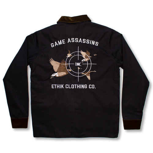 Ethik Game Assasins Jacket