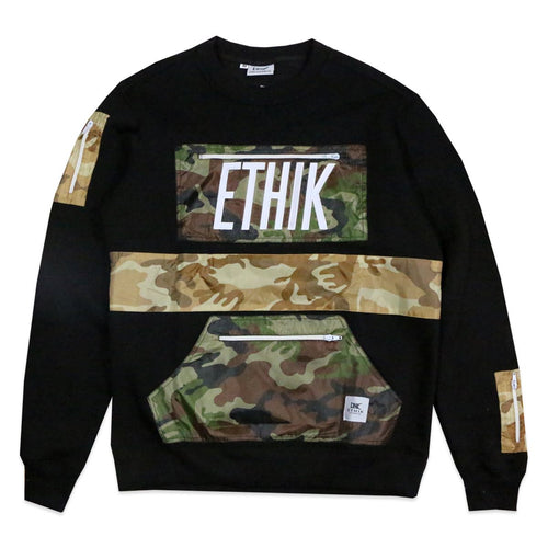 Militant Fleece Track Top