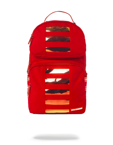 Red Hologram Trooper Backpack