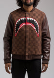 Shark Mouth Varsity Jacket
