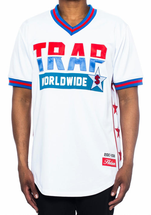 Trap USA Baseball Jersey