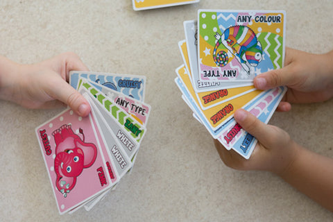 zoolu kids card game birthday party gift present entertainment