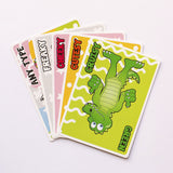 Zoolu Family Card Game Animals