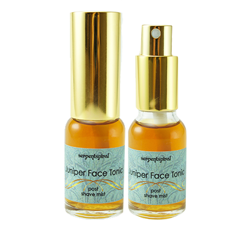 Face Tonic ~ juniper berry