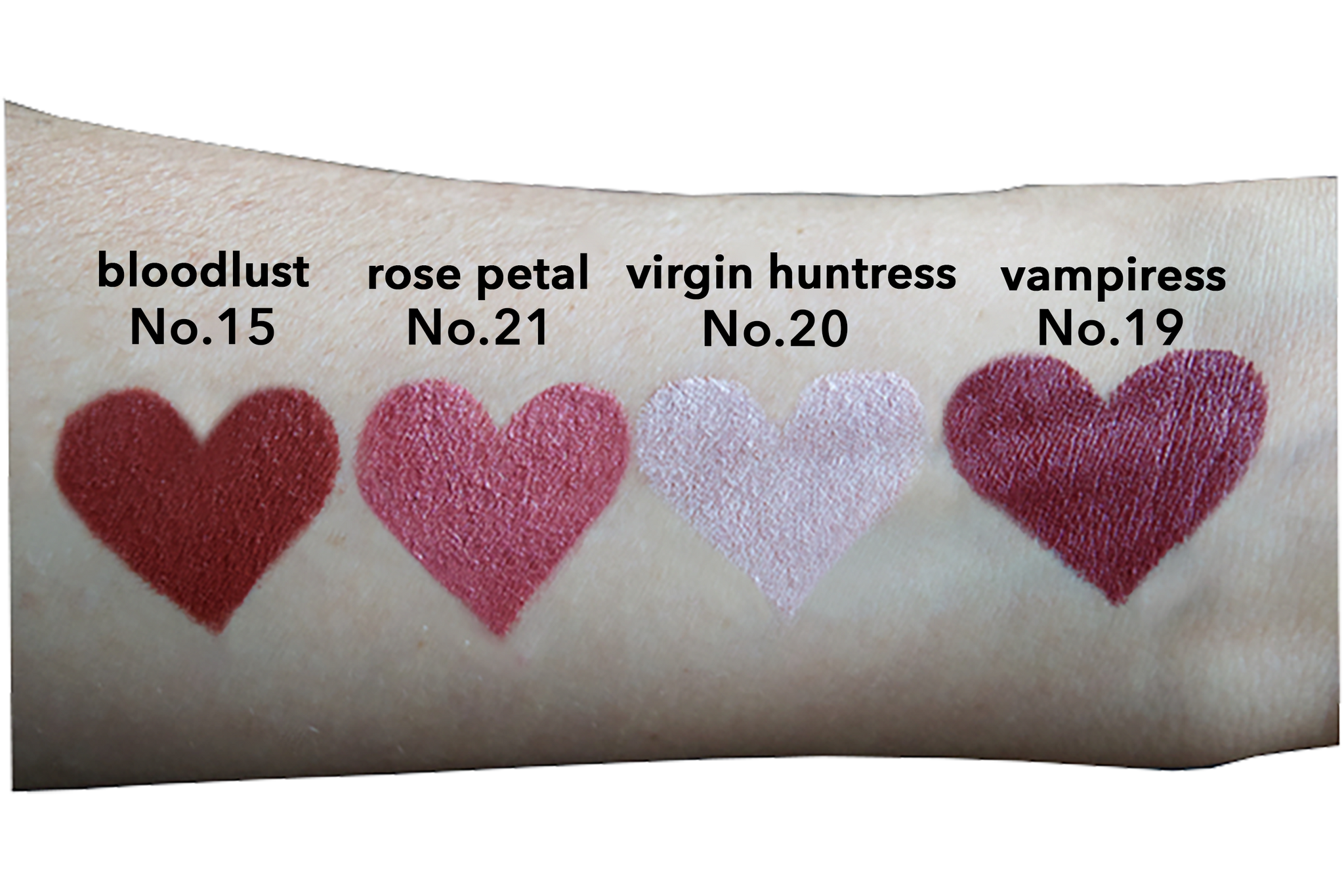 Vixen Stix No.21 ~ rose petal