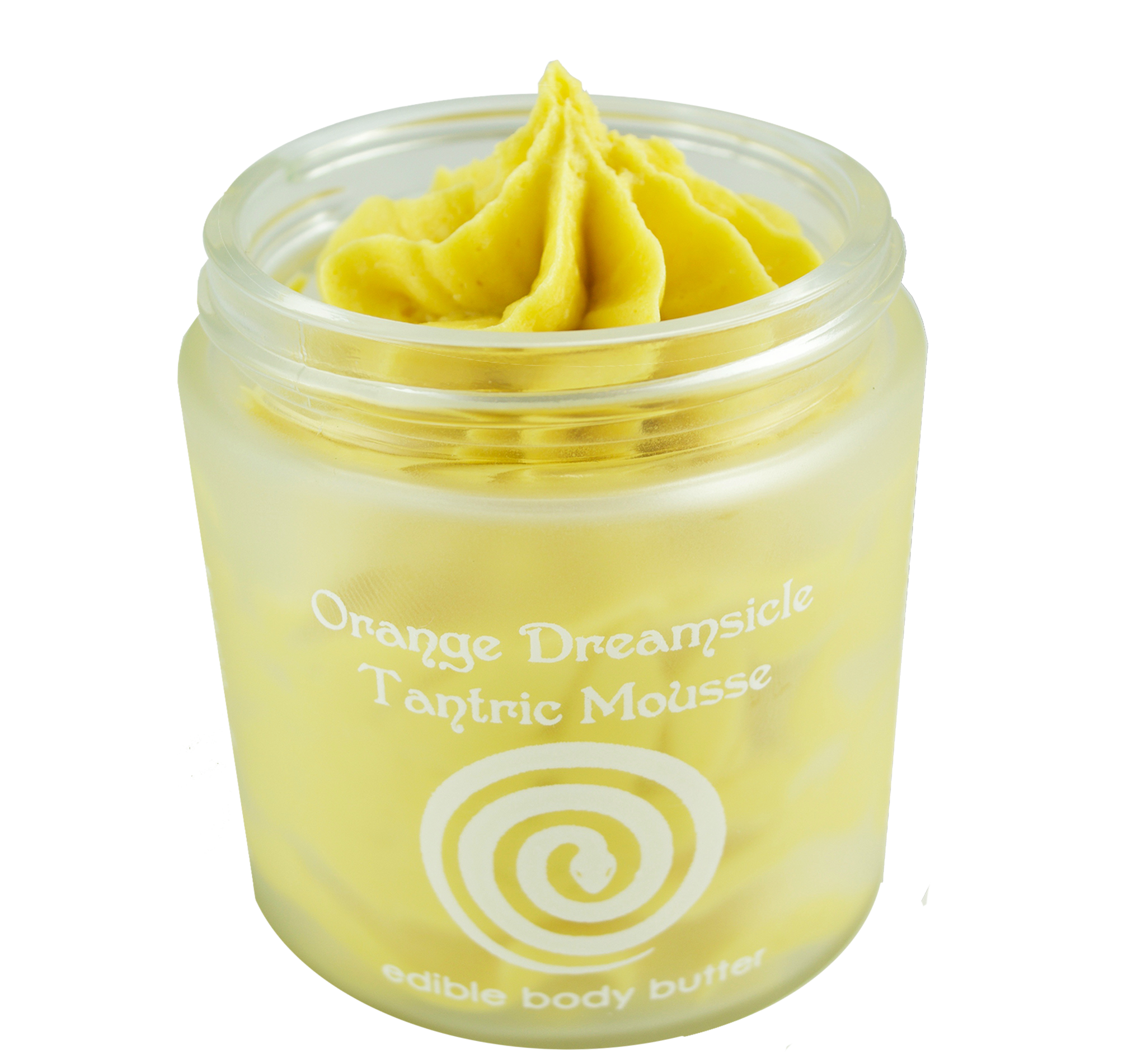 Tantric Mousse ~ orange dreamsicle
